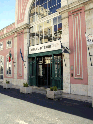 Fado Museum in Lisbon, Portugal / Museu do Fad...