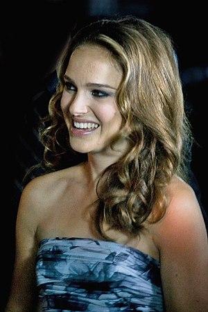 English: An Israeli-American actress Natalie P...