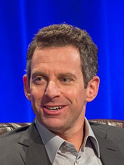 Sam Harris Waking Up Cropped Head Photographjpg