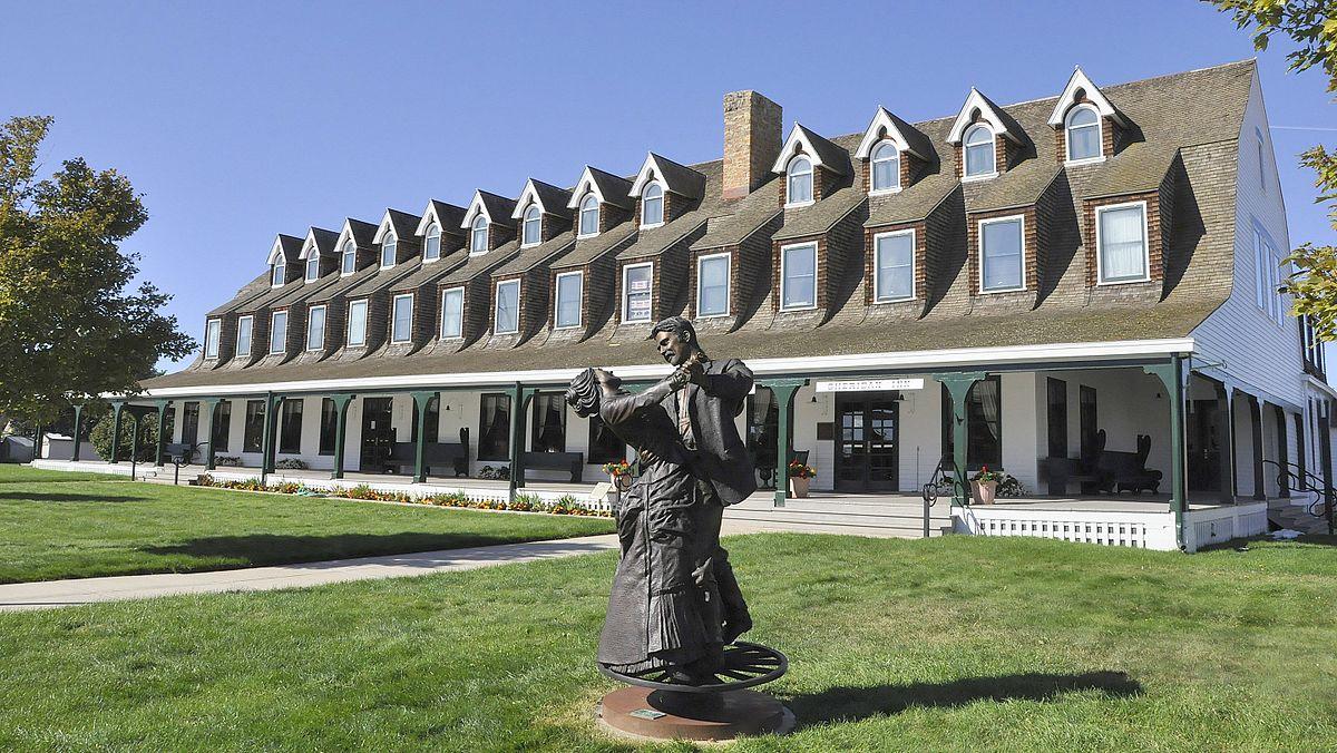 Sheridan Inn Wikipedia