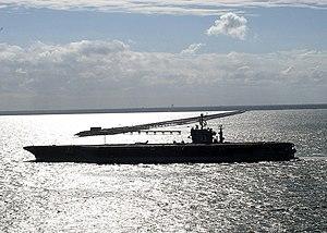 Aboard USS George Washington (CVN 73) Nov. 9, ...