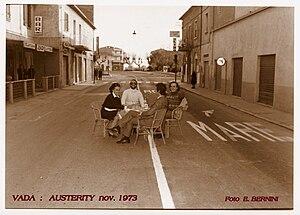 Italiano: Vada: Austerity