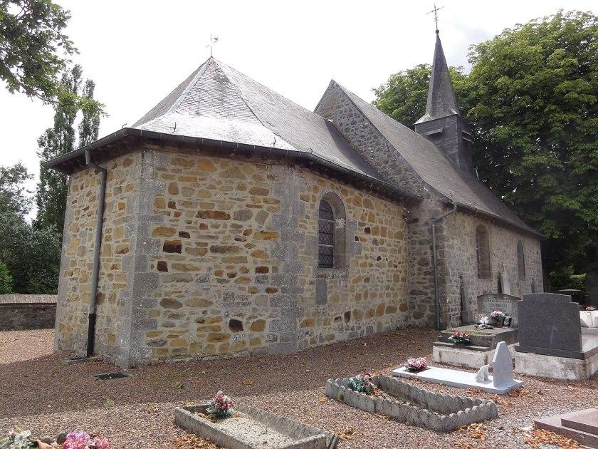Wattignies-la-Victoire (Nord, Fr) église, coté nord.jpg