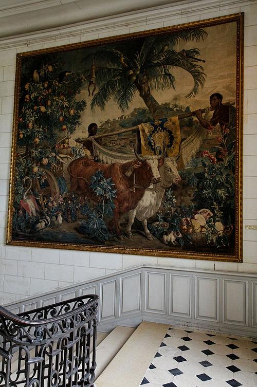 Château de Valençay Escalier d'honneur