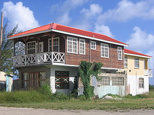 House in Christ Church, Barbados.