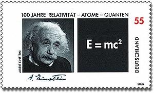 Deutsch: 100 Jahre Relativität - Atome - Quant...