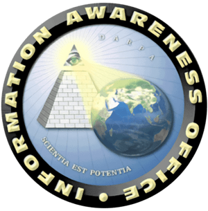 Information Awareness Office logo; from http:/...