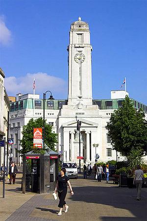 Luton Town Hall