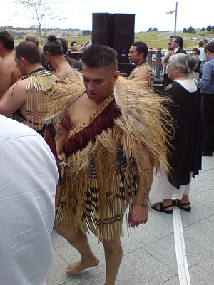 Maori Ceremonial Warriors Albany