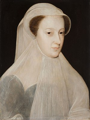 Mary, Queen of Scots, around 1560