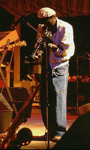 Miles Davis 1984 in Bad Segeberg