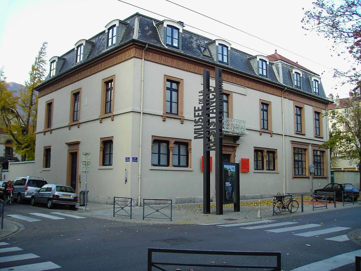 Muse De La Rsistance Et De La Dportation Grenoble