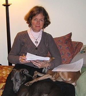 English: Photo of author Robin McKinley