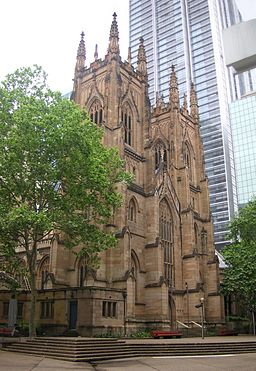 St Andrews facade