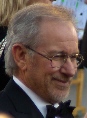 English: Director Steven Spielberg at the 83rd...