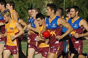 Australian Rules Football In Queensland Wikipedia