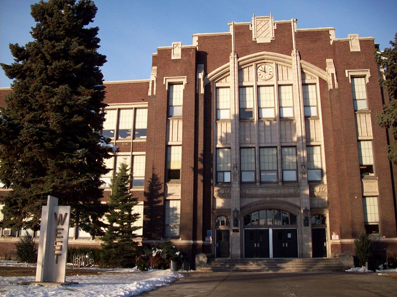 West High School, Salt Lake City, Utah