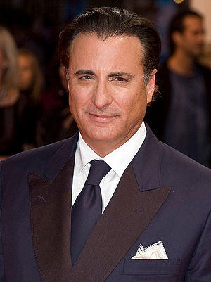 Andy Garcia Deauville 2009