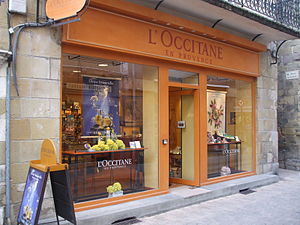 English: L'Occitane en Provence store, Brive l...