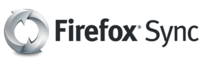 Logo of Firefox Sync extension.