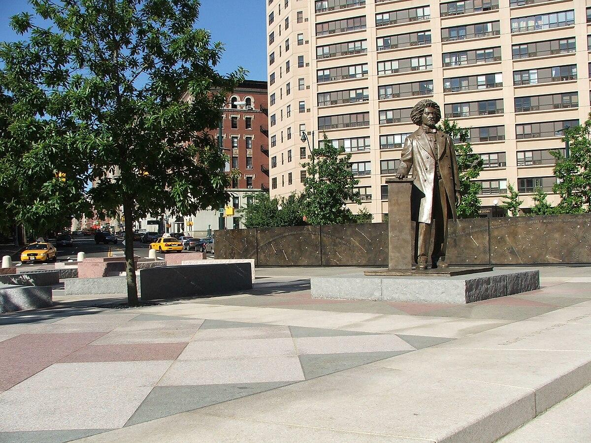 Frederick Douglass Memorial