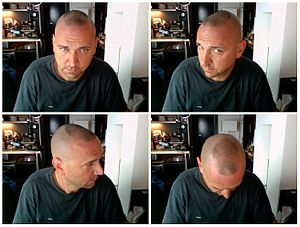 Pictures of a Recon Haircut