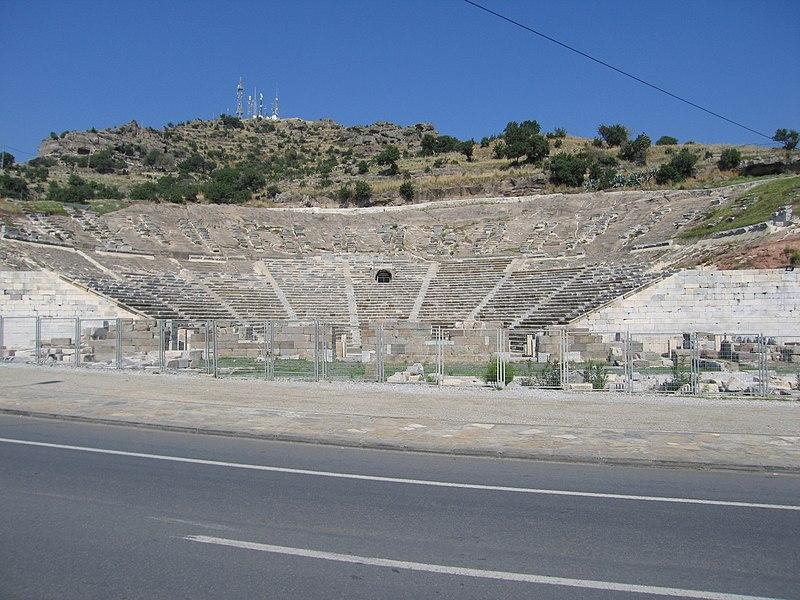 File:Halicarnassos Theatre 2008.JPG