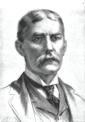 English: Henry Flagler, co-founder of Standard...