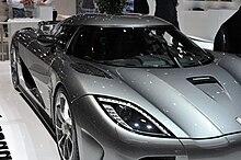 Koenigsegg Car Show