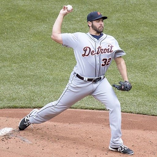 Michael Fulmer on May 15, 2016