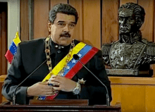 Maduro in February 2017