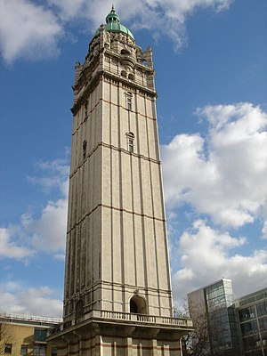 The Queen's Tower