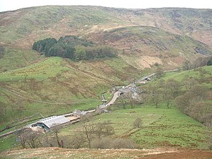 Sykes Farm Trough of Bowland. Taken from Sykes...