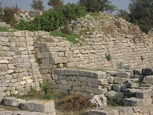 The walls of Troy IV