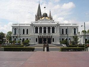 The University of Guadalajara in Guadalajara, ...