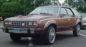 1987 American Motors (AMC) Eagle wagon AWD (al...