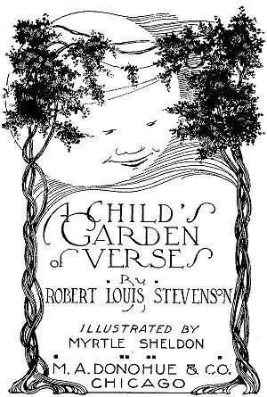 """Deutsch: Titelbild zu """"A Child's Garden o..."""