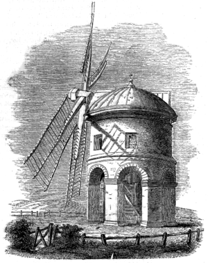 English: Chesterton Windmill, Warwickshire, En...