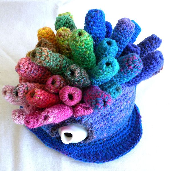 Wikipedia: Coral Tea cosy