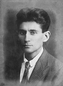 Franz Kafka From Wikiquote