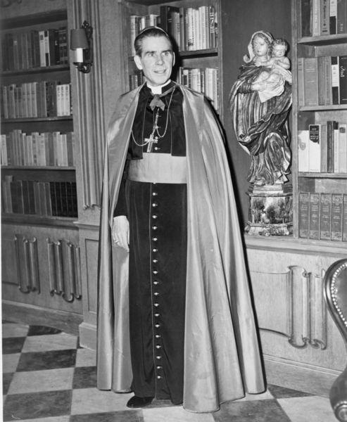 Venerable Fulton J. Sheen