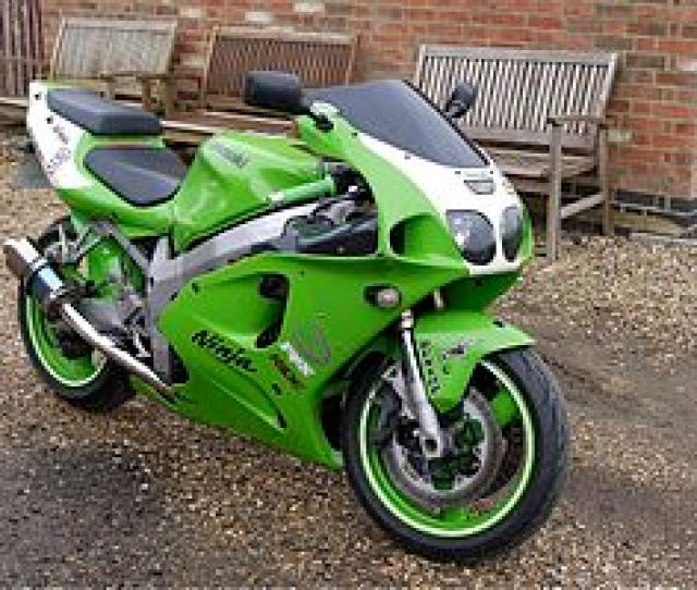Kawasaki Ninja Zx 7r 003 Flickr Mick Lumix Jpg