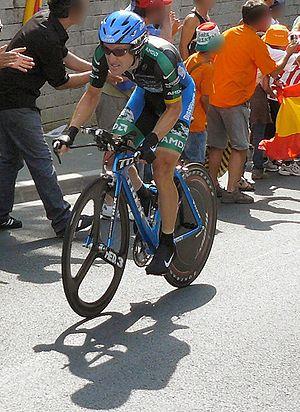 Levi Leipheimer, 19ème étape du Tour de France...