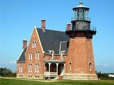 Southeast Light is a Block Island landmark.