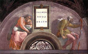 Salmon - Boaz - Obed