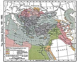 Ottoman Empire, 1481-1683