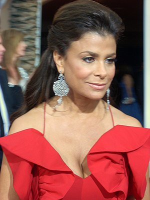 Paula Abdul at the 15th Screen Actors Guild Aw...