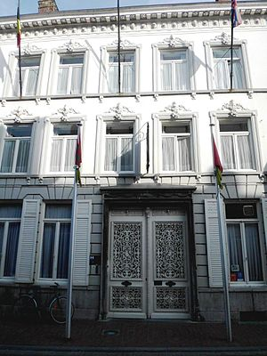 English: Talbot House in the town of Poperinge