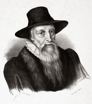 English: Theodore Beza Deutsch: Théodore de Bèze