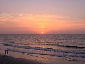 Tybee Island, Ligo Haibun, walking, Algerian quote, life, pilgrimage, companions